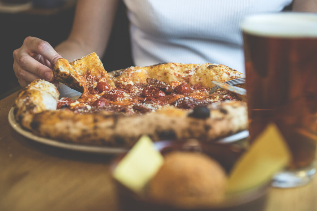 Cinque sfumature di rosso per il Beer & Pizza Day da Fornace Stella