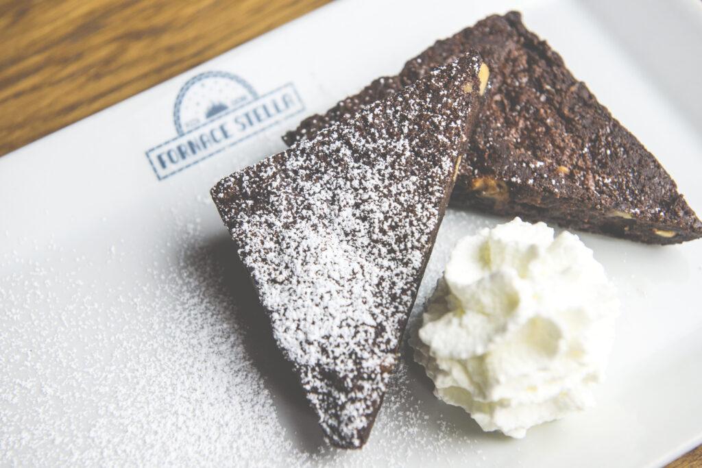 Brownies al cioccolato Fornace